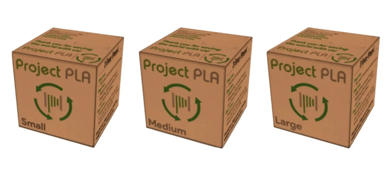 project pla recycling