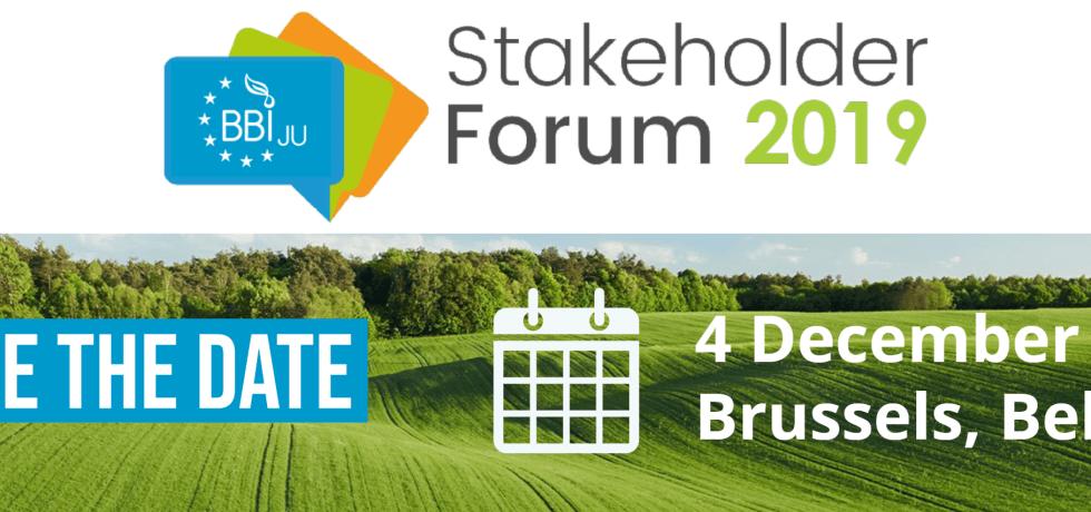BBI JU Stakeholder Forum
