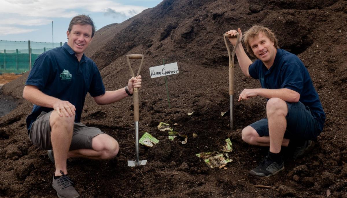 New Zealand chicken supplier composting