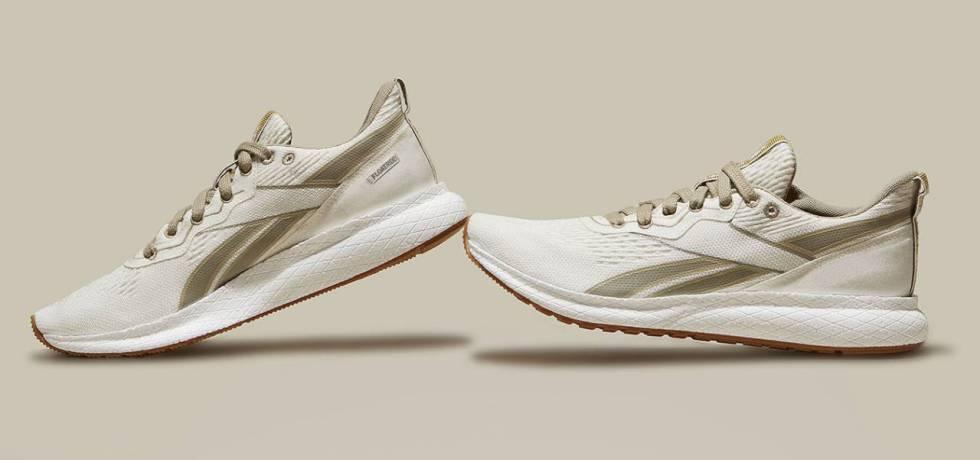 Reebok bioplastic sneakers