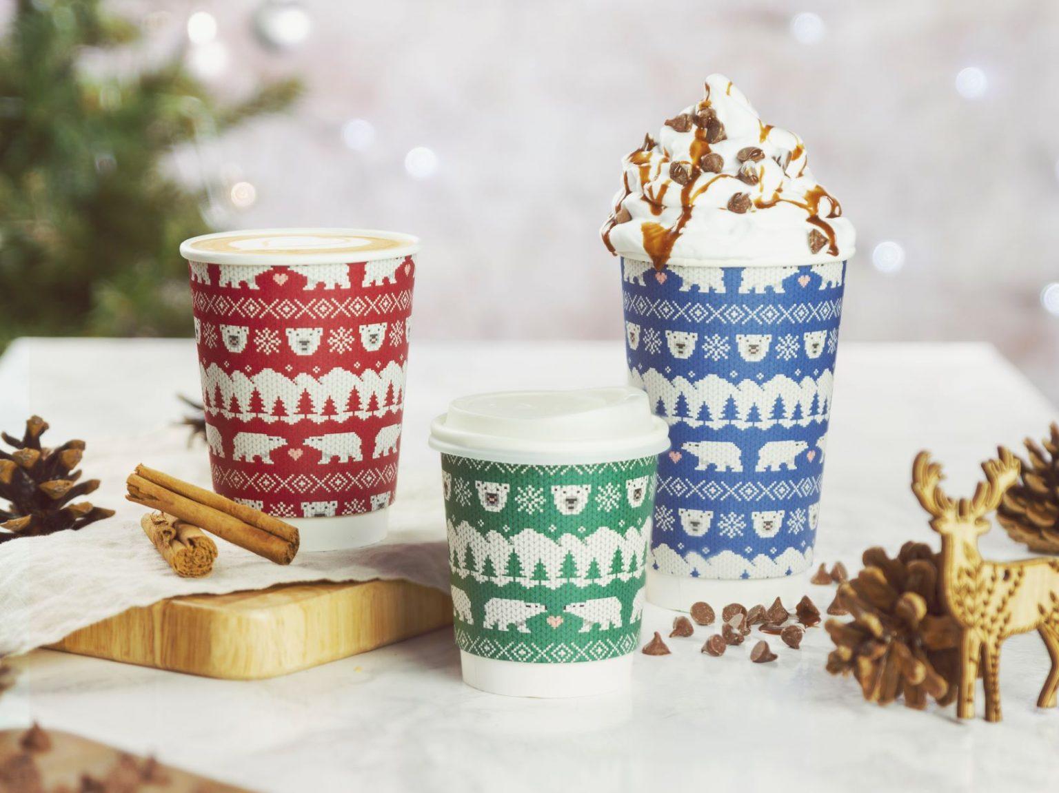 Vegware hotcups