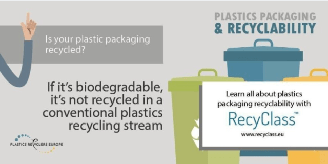 Recycling Industry Does Not Want Bioplastics