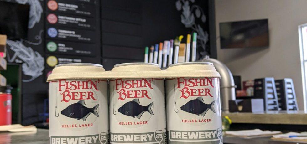 brewery 85 bioplastics