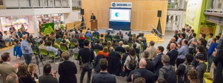 Greentown labs bioplastics