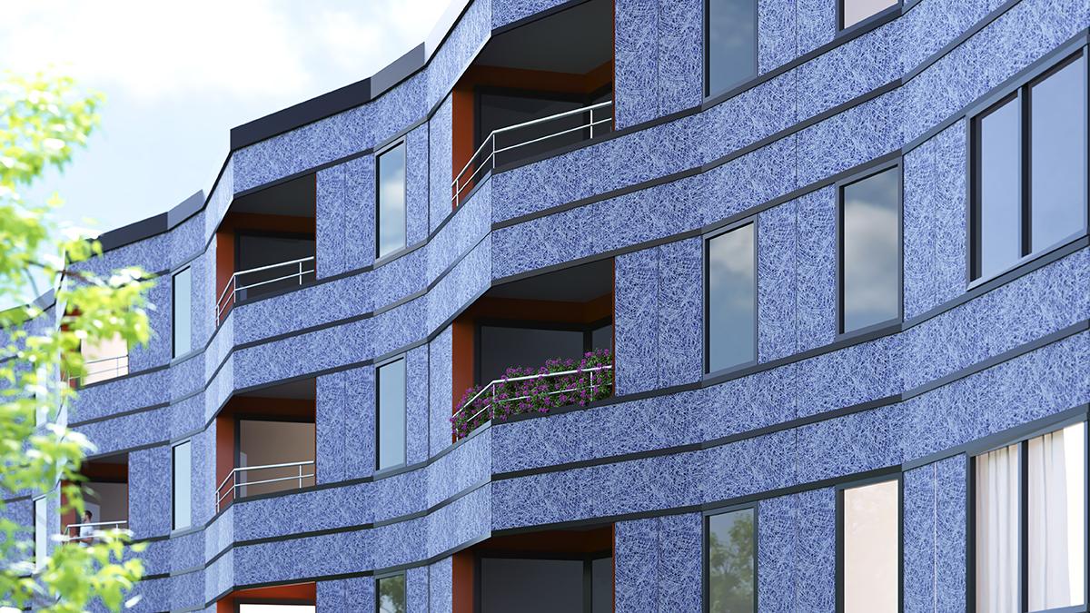 solar facades biocomposites