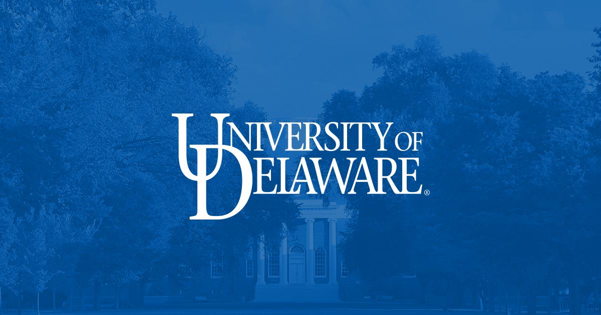 university of delaware bioplastics