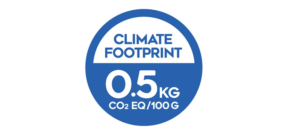 carbon footprint labeling
