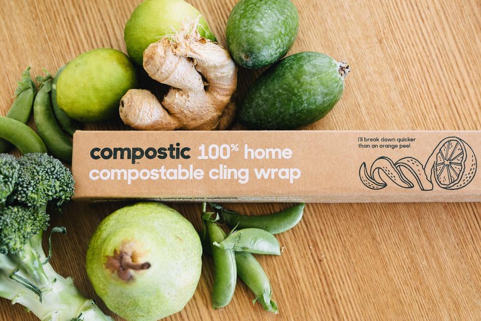 Compostic Cling Wrap