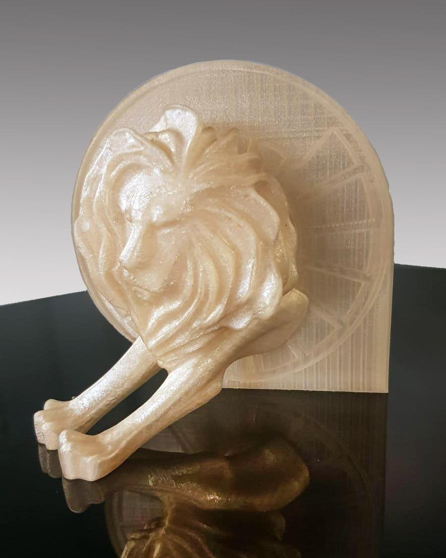 cannes lions ocean plastics-trophies
