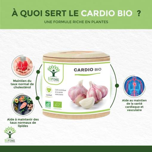 Bienfaits Cardio Bio