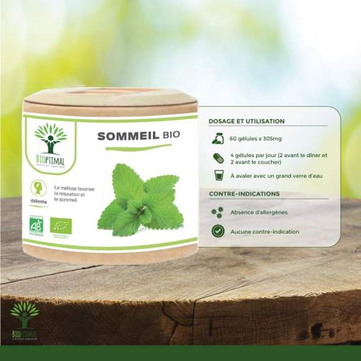 Utilisation Sommeil Bio