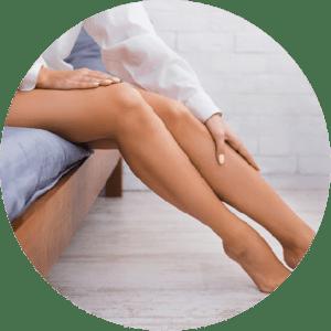 Jambes lourdes traitements