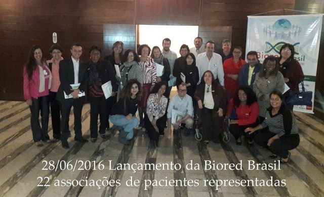 Integrantes Biored Brasil