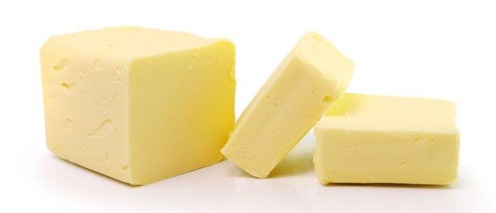 1.178 Taches de graisse alimentaire-beurre sur du cuir