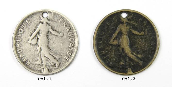1 1173 Nettoyer Les Pieces De Monnaie En Cuivre Bianca Au Naturel