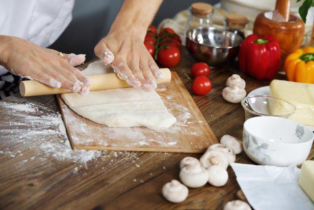 2.74 La pâte à pain ou à pizza ne lève pas
