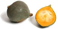 All About Winter Squash - Baby Blue Hubbard Squash