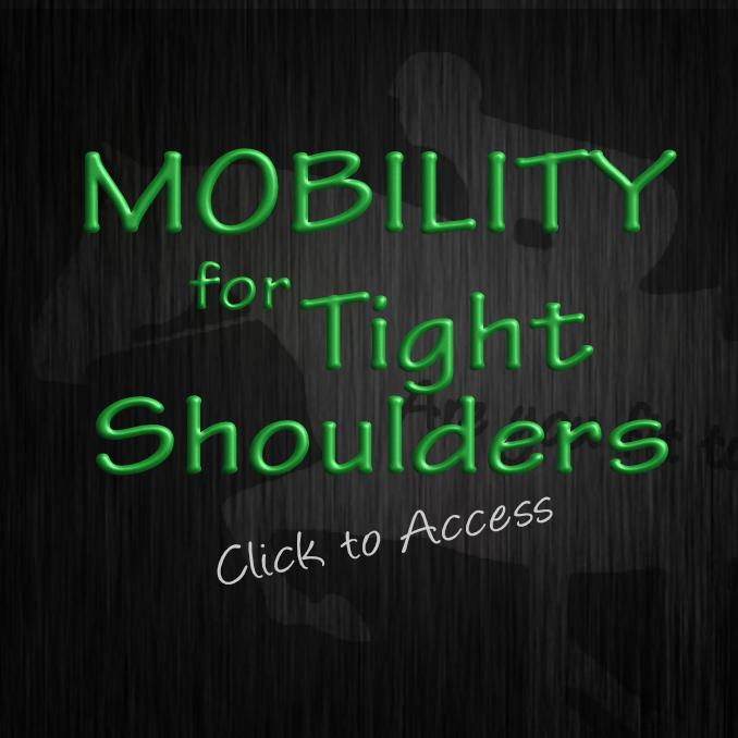 For Tight Shoulders