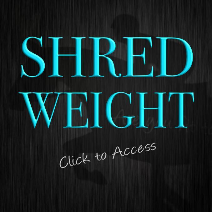 BRF:net-SHRED WEIGHT-adv