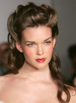 hair style face shape weddingbee