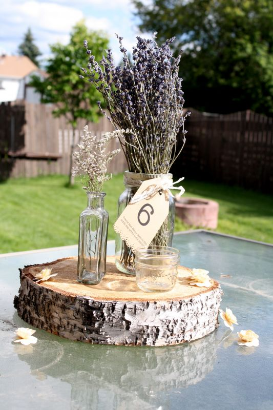 Michyles Blog My Centerpieces For My Upcoming Wedding I
