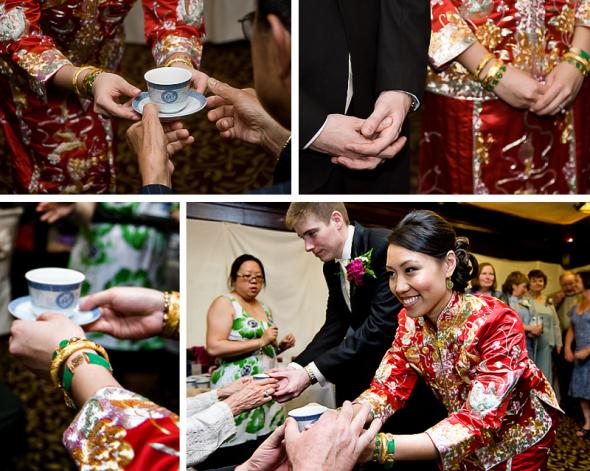 Toucan Recaps: The Ceremony :  wedding boston Teaceremony