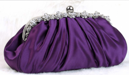 My Clutch :  wedding clutch purple purple clutch purple purse purse Clutch 1