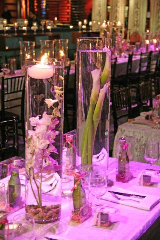 Sumaiyyas Blog Wedding Gladiolus Gladioli Centerpiece