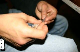 La marihuana conduce al suicidio de las células cancerígenas