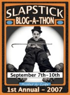 Slapstick Blog-a-Thon