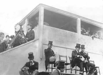 Birt Acres filming the 1895 Derby