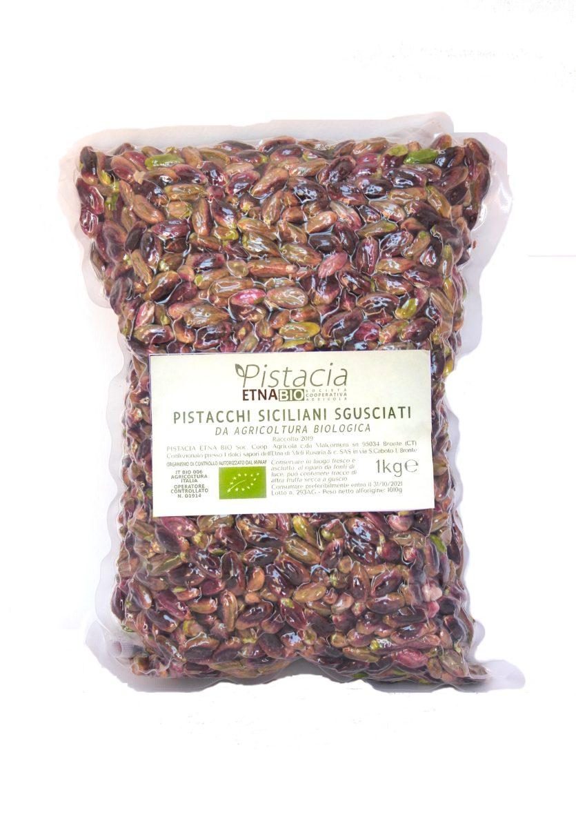 Pistacchi siciliani bio 1kg