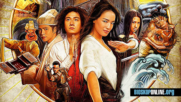 Journey To The West Conquering The Demons