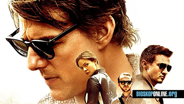 Nonton film Mission Impossible - Rogue Nation 2015