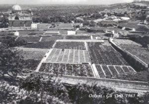 I Giardini della Grata nel 1965 (tratta da Ostuni.tv)