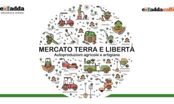 Mercato Terra e Libertà - exfadda - bio solequo coop