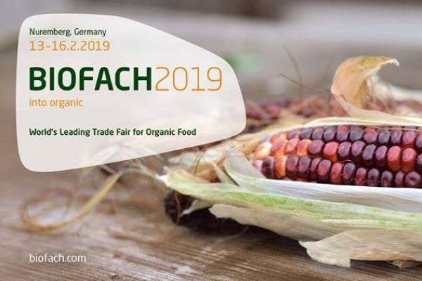 Bio Solequo Coop al BioFach 2019 – Norimberga