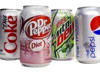 Refrigerante diet é mais saúdavel do que refrigerante normal?