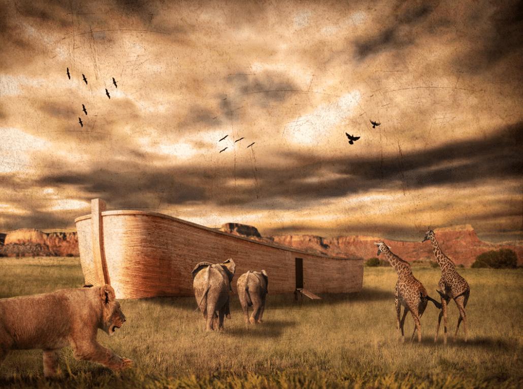 Evidências Que A Arca De Noé Realmente Existiu