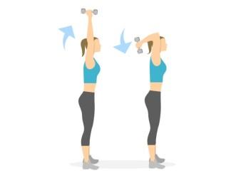 5 Exercícios Fáceis para Queimar a Gordura do Braço