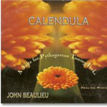Calendula: A Suite for Pythagorean Tuning Forks CD