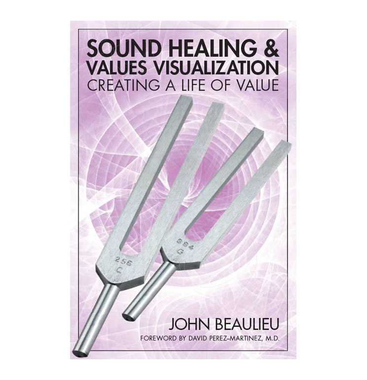 Sound Healing with Values Visualization