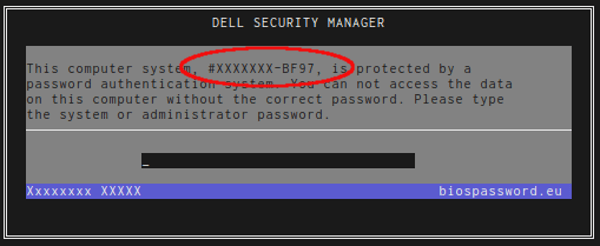 Dell Security Manager 6ff1