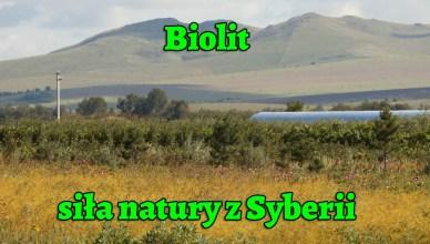 BIOLIT - siła natury z Syberii