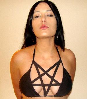 Pentagram-Bikini