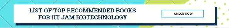 List of Top Recommended Books for IIT JAM Biotechnology