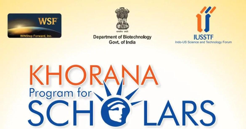 Khorana Program for Scholars