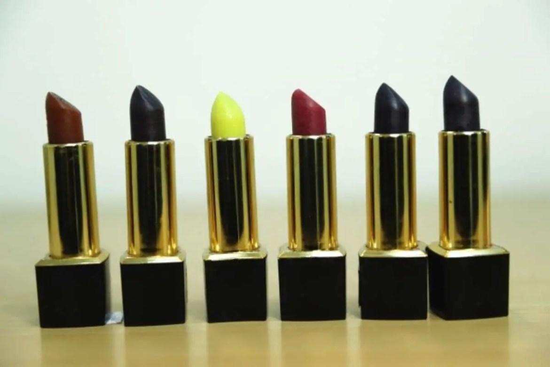herbal lipsticks