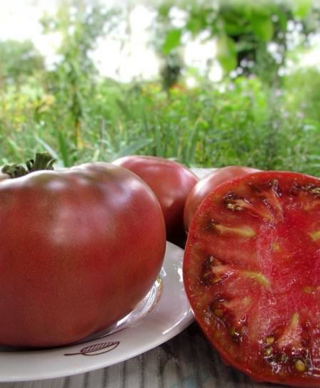 Cherokee Mix Tomate