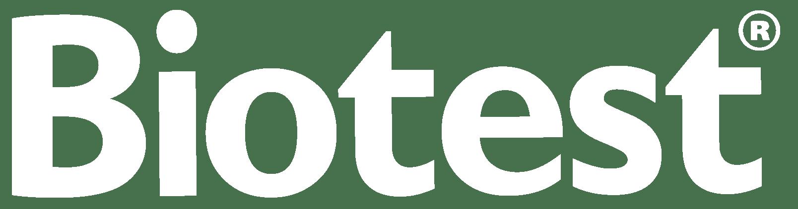 Logo de Biotest